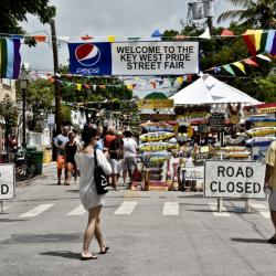 2015 Key West Pride Street Fair