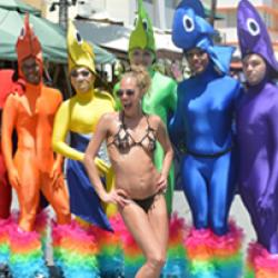 6th Annual Miami Beach Gay Pride Parade