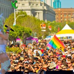 2015 San Francisco Pride Festival