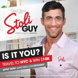 Stoli Guy Recruitment at The Cafe