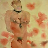 Sexual Energy and Power: watercolors by Morris Taylor