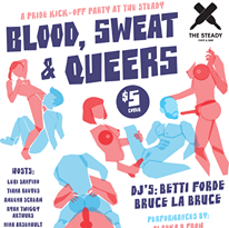 Blood, Sweat & Queers