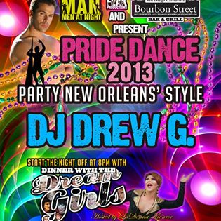 M.A.N. - Men At Night's Pride Dance - NO COVER