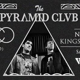 PYR∆MID CLVB | SOLIDISCO with Natural Animal and Kings of the North @ Wrongbar