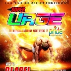 SuperURGE - The Official Miami Beach Gay Pride Saturday Men's Event @ Score!