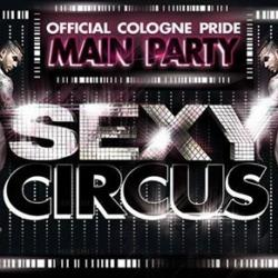 SEXY CIRCUS - Official Cologne Pride Main Party 2014