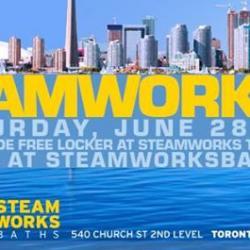 Steamworks Pride Cruise 2014
