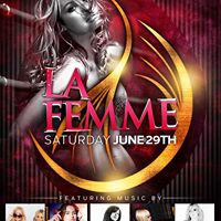 LA FEMME- The Sexiest DJs Under One Roof at Drake