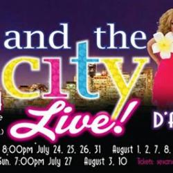 Sex And The City LIVE, 2014-12 Shows Only!