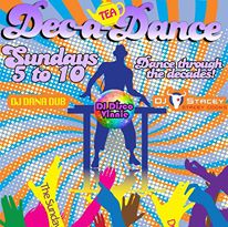 DECADANCE - The Tea Dance is BACK!!