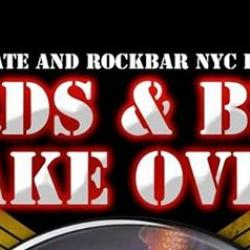 Beards and Bears Take Over Rock Bar Gay Pride Beer Blast