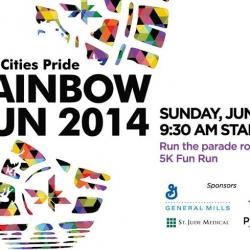 Rainbow Run 5K Fun Run