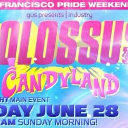 gus presents | industry  ♛ COLOSSUS CandyLand