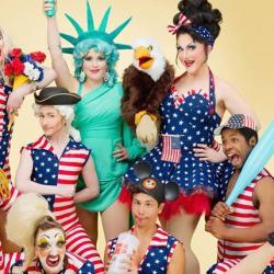 FREEDOM FANTASIA (starring BenDeLaCreme of RuPaul's Drag Race Season 6!)