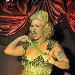 Burlesque Classes! With Red Hots Burlesque.