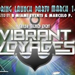 Vibrant Voyages - Spring Launch Boat Party - LGBT