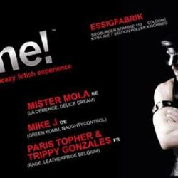 Xtreme! Cologne Pride's biggest fetish event 2014!