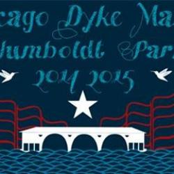 CHICAGO DYKE MARCH 2014!