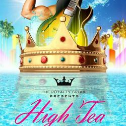 High Tea:  A San Diego Pride Pool Party