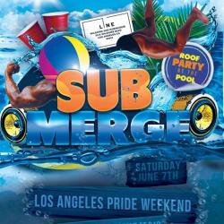 SUBMERGE: Rooftop Pool Party
