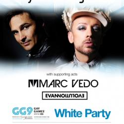 Official Gay Games 9 White Party Featuring: Boy George (DJ Set)