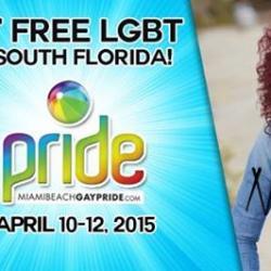 Sunday at Miami Beach Gay Pride