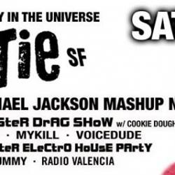 BOOTIE SF - Michael Jackson Mashup Night! Monster Drag Show, Tripp, Mykill, Voicedude, Monster Electro-House Party, Radio Valencia, more!