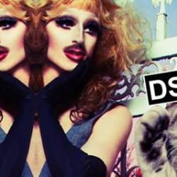 DICKSLAP SF w/ MILK, ChipMint, Nark, Lady Bear & Tara Wrist / The Eagle / 8.29