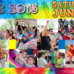 PrideFest 2015 - Color Our World With Pride  presented by Albuquerque Pride Inc.