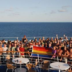 Miami Beach Gay Pride Cruise 2015