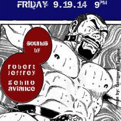 The Powerhouse presents: Folsom Fetish Friday w/ Robert Jeffrey & Gehno Aviance