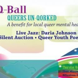 Queer LifeSpace presents Q-Ball