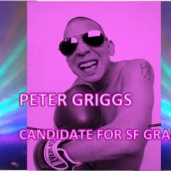 SODA POP/ BEER BUST! w/ Peter Griggs Candidate for  SF Grand Duke 2014