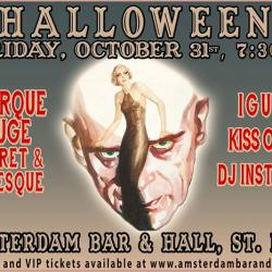 event le cirque rouge cabaret and burlesque show halloween party details and whos attending gaycities minneapolis - Minneapolis Halloween Events