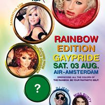 CAN YOU FEEL iT? - RAINBOW EDITION GAYPRIDE