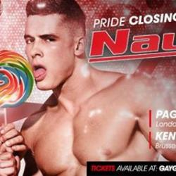 NAUGHTYCONTROL - Official PRIDE CIRCUIT COLOGNE Closing Party