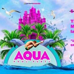 PRISM'S AQUA POOL PARTY - Saturday June 27th at MUZIK POOL BAR