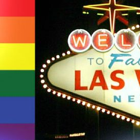 LAS VEGAS SIGN TO CHANGE COLORS FOR THE 30TH ANNUAL LAS VEGAS PRIDE CELEBRATION
