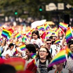 San Francisco (SF) Pride 2016 - Parade, Parties & Events