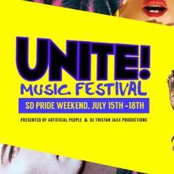 UNITE! Music Festival - San Diego Pride Weekend