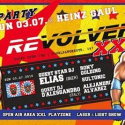 D'Alessandro Dj at REVOLVER XXL - Cologne Pride Edition