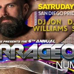 Furrageous 2016 San Diego Pride