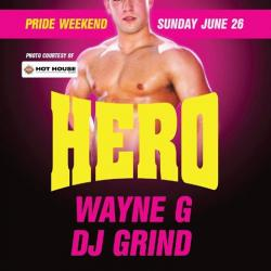 HERO Pride Weekend