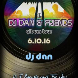 DJ Dan at Effex Pride Weekend - WE ARE HOUSE