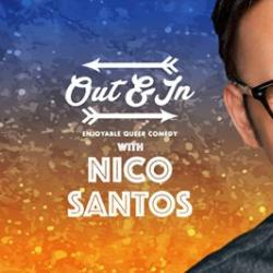 Out & In: Pride Comedy Showcase with Nico Santos