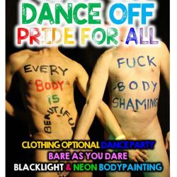 Pants OFF Dance OFF: PRIDE FOR ALL