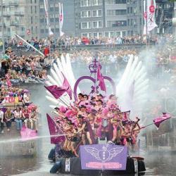 Euro pride canal parade 2016