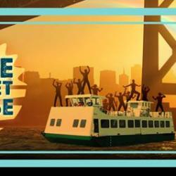 SF Gay Pride Sunset Cruise w/ Producer/DJ Barry Harris