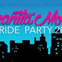 Juanita MORE! Pride Party 2016