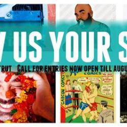Submit Your Art to Strut!